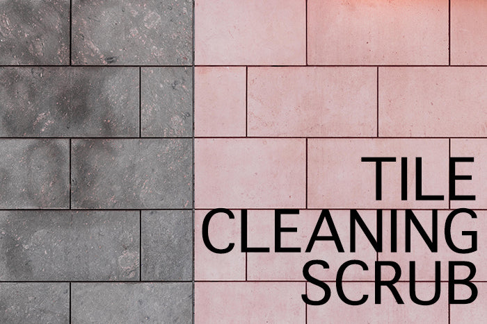 Tile Cleaning Scrub
