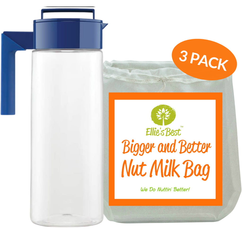 Ellie's Best NUT MILK LOVER'S SET