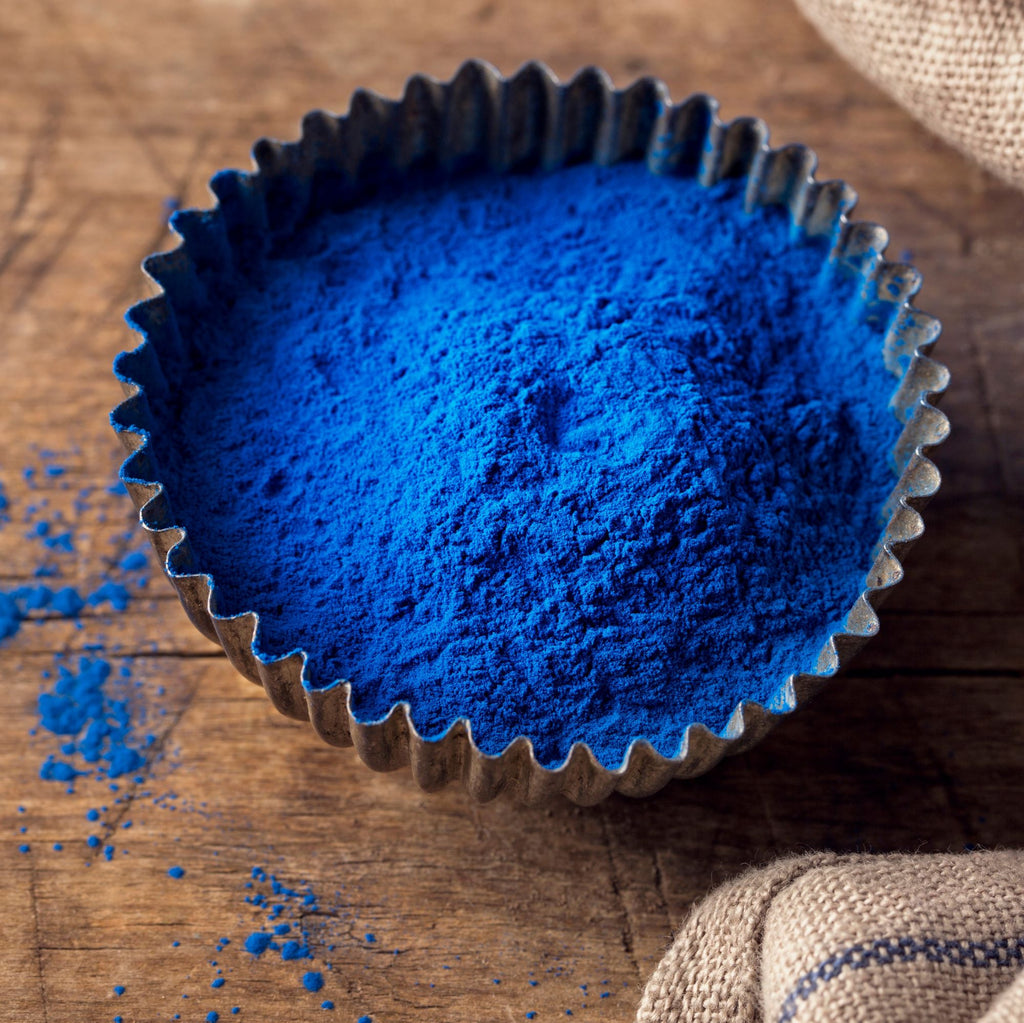 Blue Spirulina Superfood Powder
