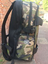 Load image into Gallery viewer, The Hated TH Camo board carrier backpack