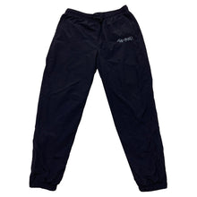 Load image into Gallery viewer, The Hated nylon tracksuit bottoms - Navy/baby blue - The Hated Skateboards