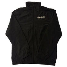 Load image into Gallery viewer, The Hated nylon tracksuit jacket - Black/silver - The Hated Skateboards
