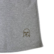Load image into Gallery viewer, The Hated bally logo summer chilling shorts - grey - The Hated Skateboards