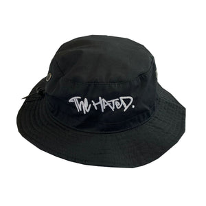 The Hated Bucket hat - Black/White