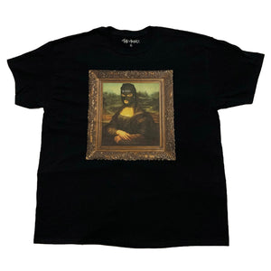 The Hated Mona Lisa T-shirt - The Hated Skateboards