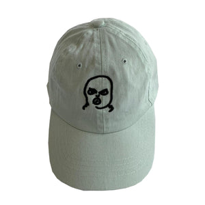 The Hated bally logo dad cap - pastel mint/black