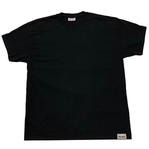 The Hated woven label T-Shirt - black - The Hated Skateboards