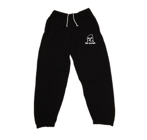 The Hated bally logo tracksuit bottoms - black - The Hated Skateboards