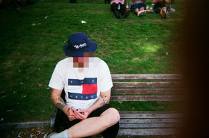 The Hated Bucket hat - Navy