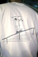 Load image into Gallery viewer, The Hated All Hail Cardiel T-Shirt - White