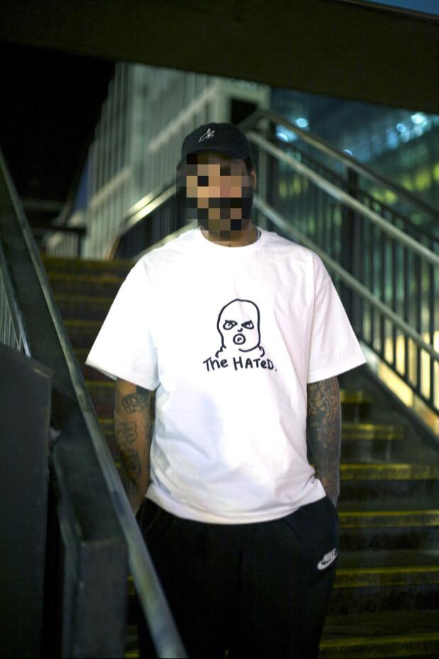 The Hated Bally T-Shirt - White