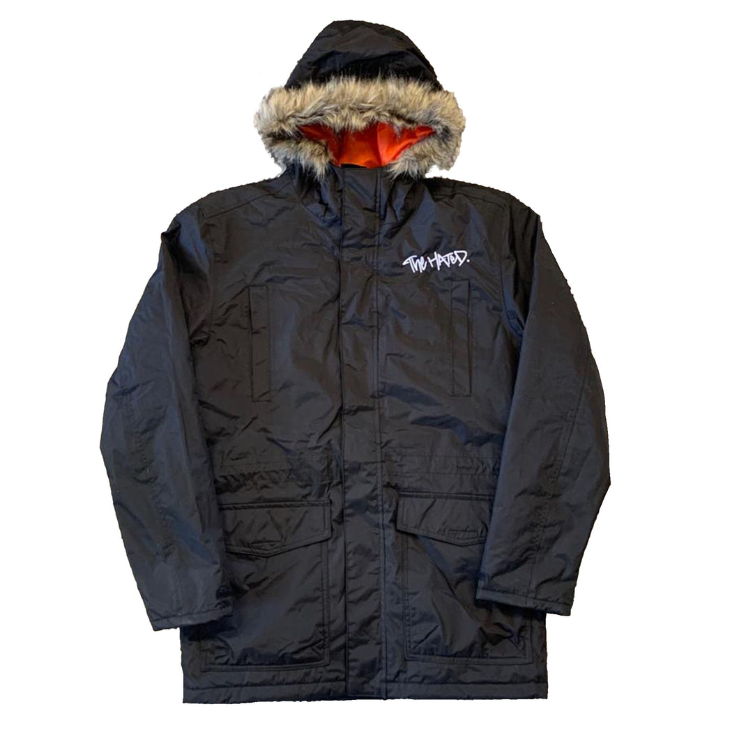 Small The Hated classic parka jacket - The Hated Skateboards