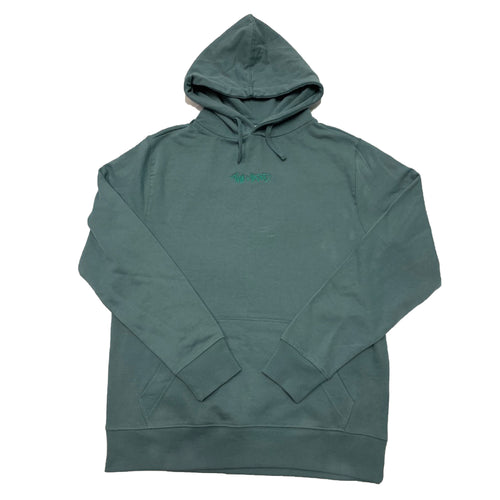 Heavyweight range The Hated hoody - Tile blue