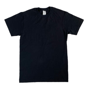 The Hated discreet bally logo embroidered T-shirt - black/off gum