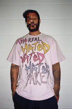 Load image into Gallery viewer, Real Fake x The Hated - Jazzy Jeff hand drawn T-Shirt