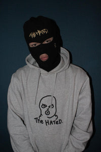 The Hated x Poundland Bandit Balaclava - Black