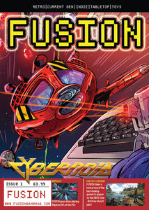 Fusion Issue 1