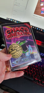 Chaos Generateor - C64 - Clamshell