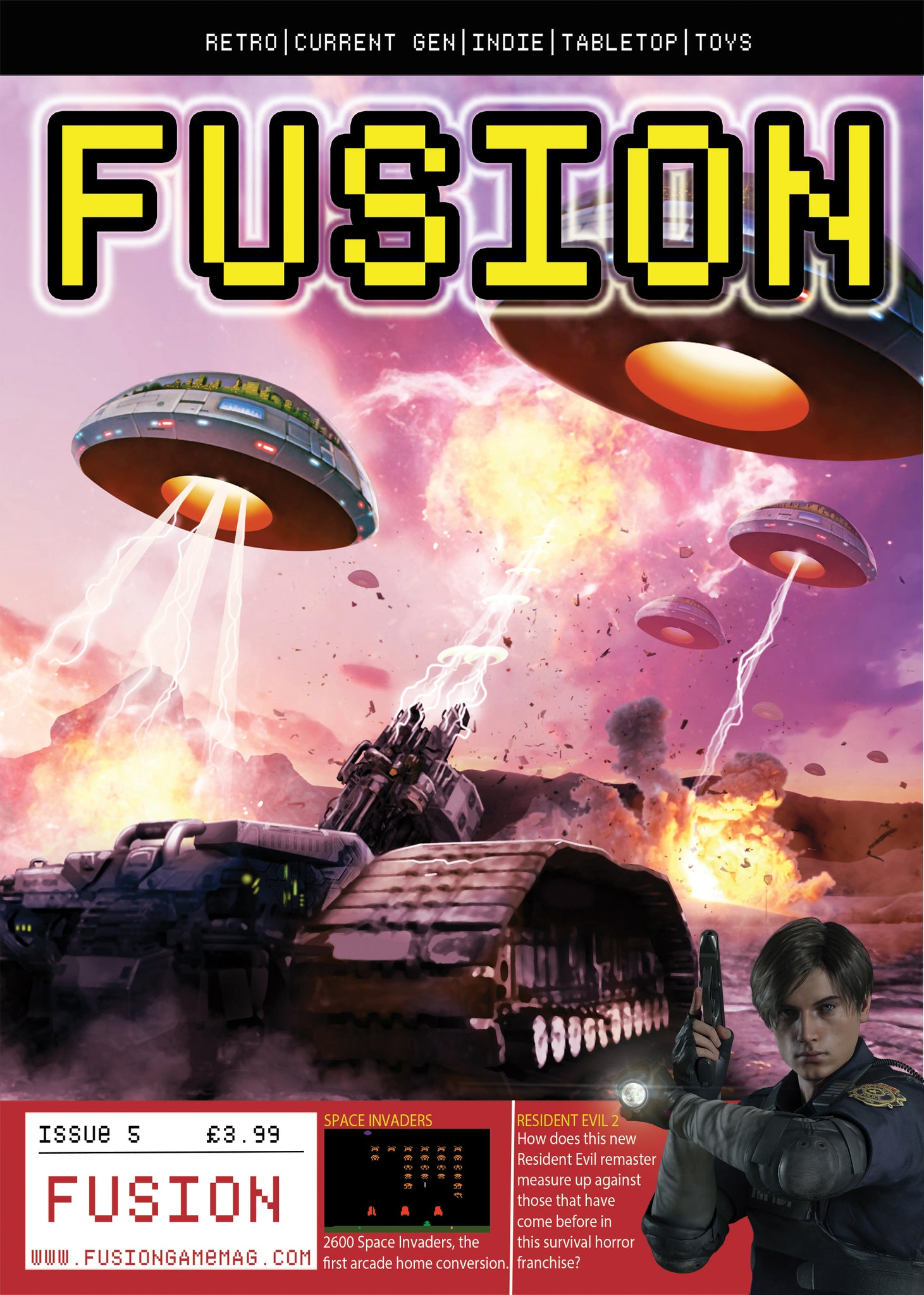 Fusion Issue 5