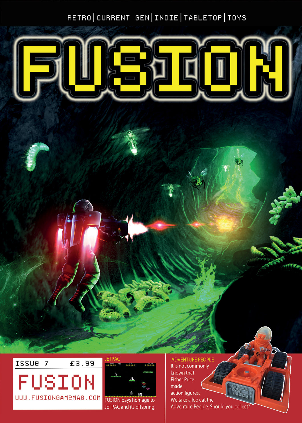 Fusion Issue 7