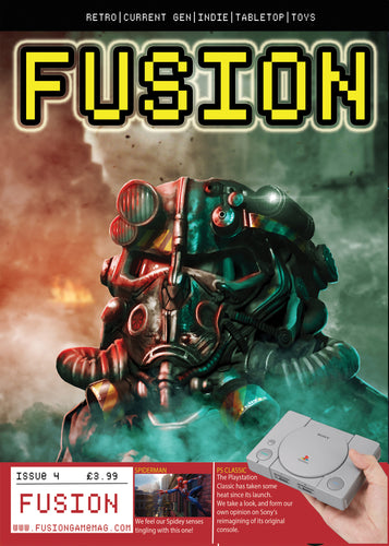 Fusion Issue 4