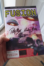 Fusion Issue 5 - signed by Philip and Andrew Oliver