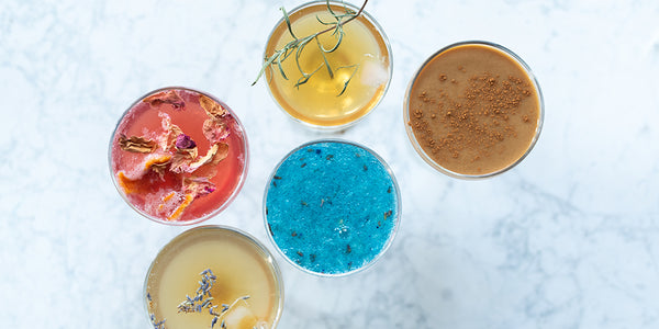 Rainbo Spirited Holiday Mocktails