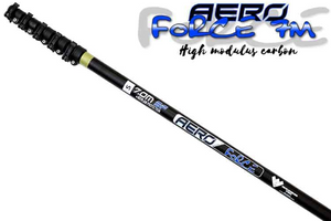 "Aero Stealth Range: ""Force"" 100% Kevlar High Modulus Carbon Fibre Water Fed Pole"