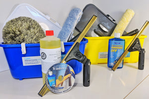 Deluxe Window Cleaning Kit