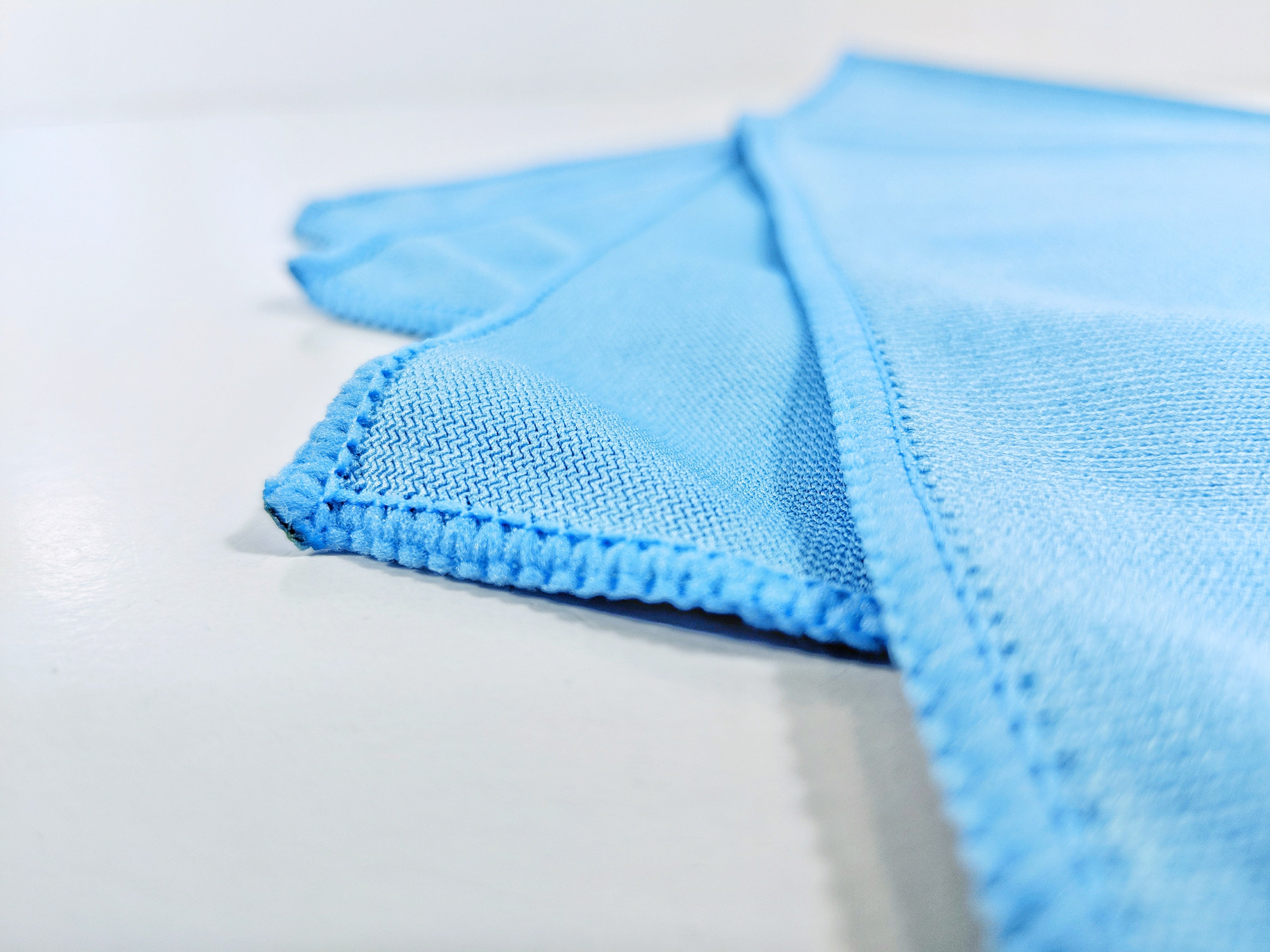 Paragon Blue Microfibre Cloth