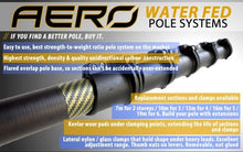 Load image into Gallery viewer, Complete Water Fed Pole and Water Treatment Package 3 All-In-One