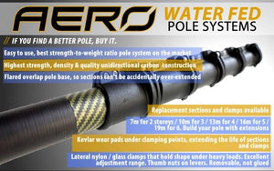 Complete Water Fed Pole and Water Treatment Package 3 All-In-One