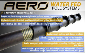 Complete Water Fed Pole and Water Treatment Package 2 Plus