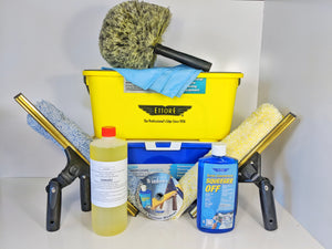 Domestic Window Cleaning Kit