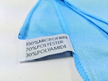 Load image into Gallery viewer, Paragon Blue Microfibre Cloth
