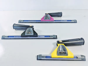 Complete Squeegee (Swivel Squeegee Handle & Quicksilver/Cobra Channel)