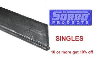 Sorbo - Replacement Rubbers
