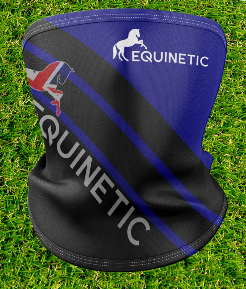Equinetic riding snood