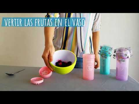 Fruit Splash con Vaso Entrenador Twistshake