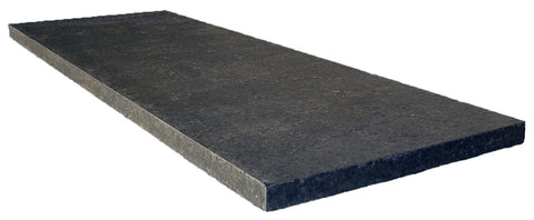 "Basalt Slab, 26"" x 72"" x 2"", Flamed"