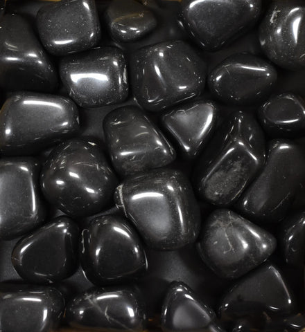 Absolute Black Exotic Pebbles