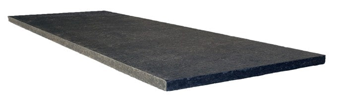 "Basalt Slab, 26"" x 84"" x 2"", Flamed"