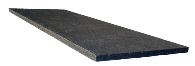 "Basalt Slab, 30"" x 72"" x 2"", Flamed"