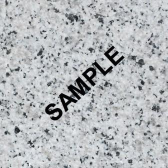 "Flamed Salt & Pepper Granite Sample, ~4"" x 8"" x 3/4"""