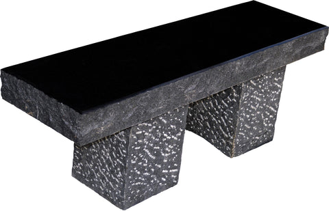 Bench, MIdnight Black Granite,Classic
