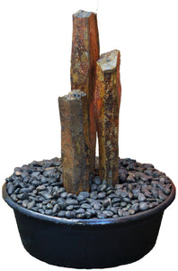 Natural Top - Gold Creek Fountain Kits