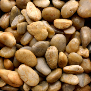 Polished Pebble - Yellow 1½ - 2½""