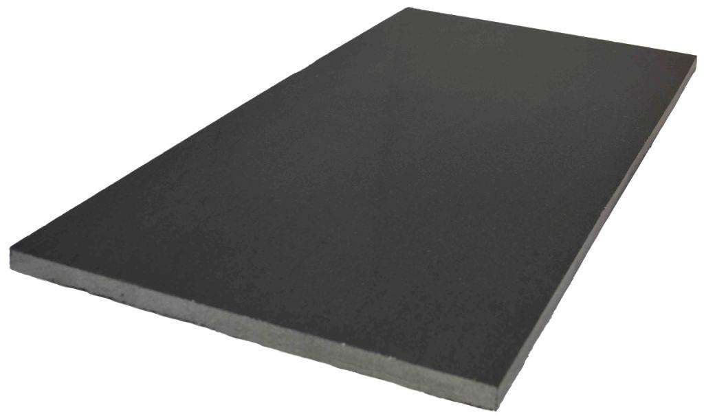 "Basalt Tile, Honed, 12"" x 24"" x 1/2"" thick"