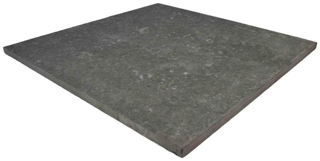 "Basalt Tile, Flamed Finish, 24"" x 24"" x 3/4"" thick"