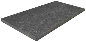 "Basalt Tile, Flamed Finish, 12"" x 24"" x 3/4"" thick"